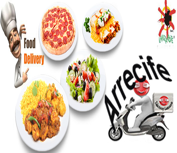 Arrecife Takeaway Food - Delivery Lanzarote - Arrecife Restaurants Food Delivery - Shoppings Delivery Lanzarote
