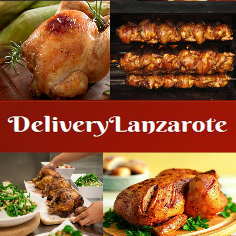 Playa Blanca Delivery Lanzarote - Chicken Roaster Restaurant Playa Blanca - Roast Chicken Delivery Playa Blanca - Roast Chicken Takeaway - Roast Chicken Places Playa Blanca