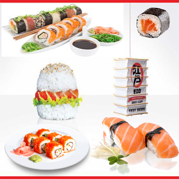 Sushi Delivery Playa Blanca - TakeawayLanzarote Group - Leader in Food Delivery Services across Lanzarote
