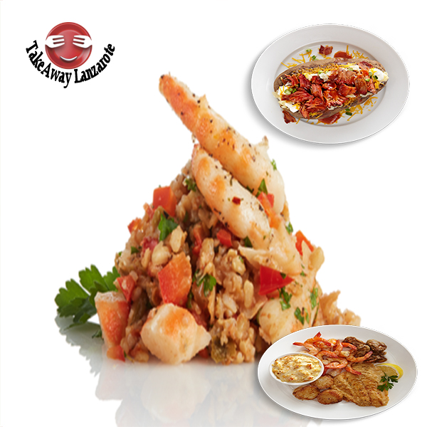 Takeaway Lanzarote - Seafood Delivery Lanzarote - Seafood Delivery Playa Blanca - Best Seafood Restaurants and Takeaways in Playa Blanca and Lanzarote