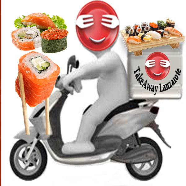 Takeaway Lanzarote - Sushi Delivery Lanzarote - Sushi Delivery Playa Blanca - Best Sushi Restaurants and Takeaways in Playa Blanca and Lanzarote