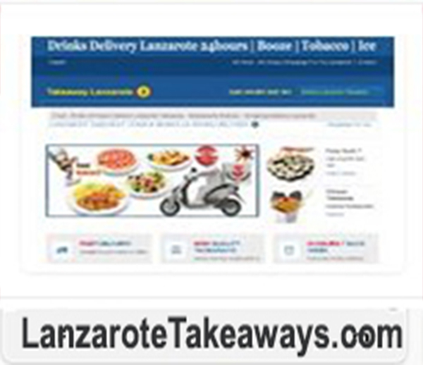 Outdoor Dining Delivery Playa Blanca - TakeawayLanzarote Group - Leader in Food Delivery Services across Lanzarote